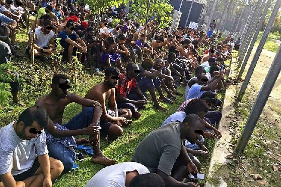 Selandia Baru Didesak Untuk Mempercepat Australia Untuk Menyelesaikan Krisis Pengungsi Pulau Manus