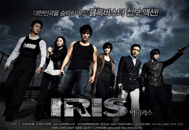 5 Mata-mata Aksi Drama Korea untuk Orang Bosan Dengan Cerita Romantisc