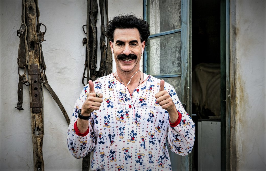 Borat Subsequent Movie (2020)