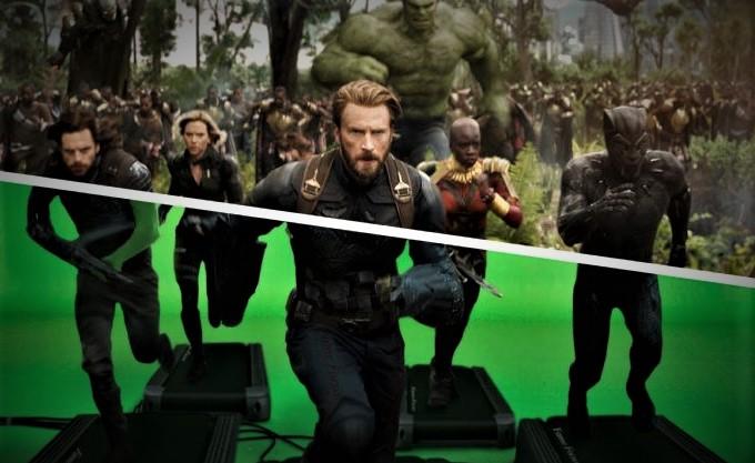 Detail Teknologi CGI Dalam Film