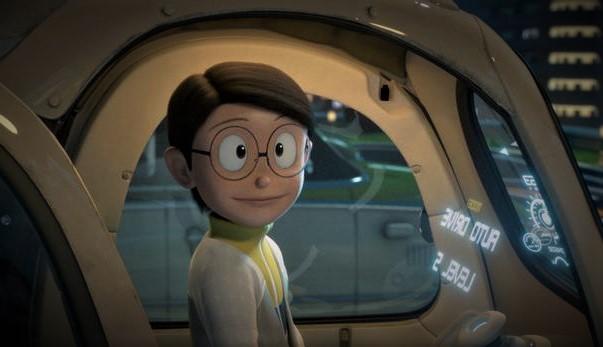 7 Teknologi Masa Depan Stand by Me Doraemon Movie 2
