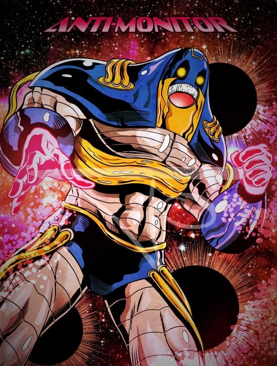 Lima Penjahat Super DC Terkuat Bisa Menghancurkan Alam Semesta
